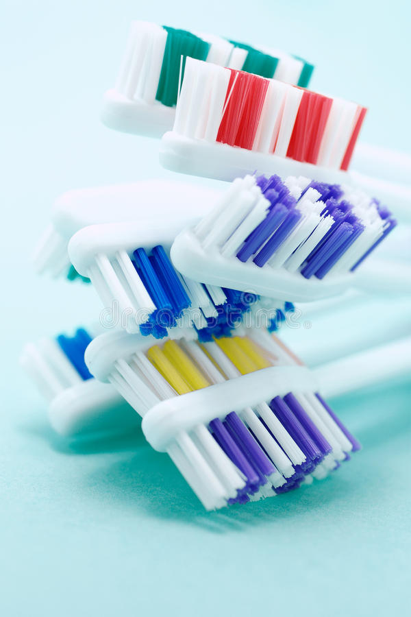 Toothbrushes Royalty Free Stock Photo