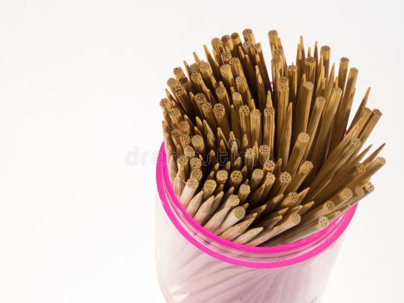 toothpick στοκ φωτογραφίες