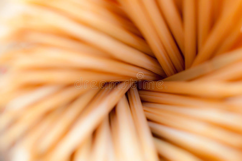 toothpick lizenzfreies stockbild