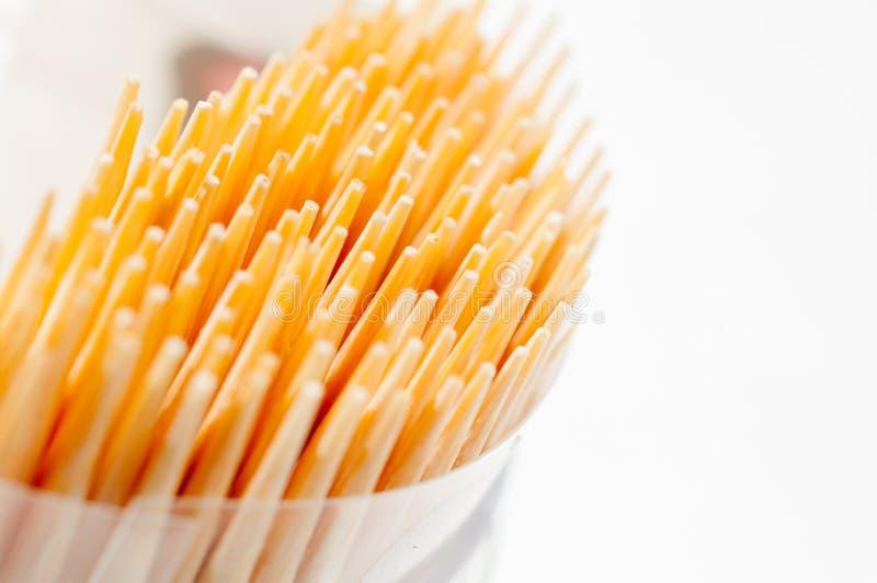 toothpick photographie stock