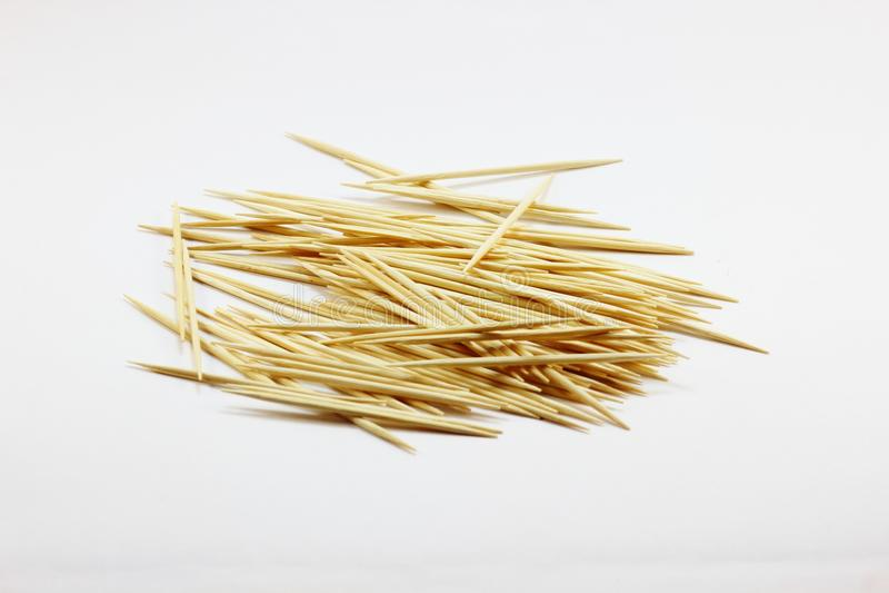 toothpick royalty-vrije stock afbeelding