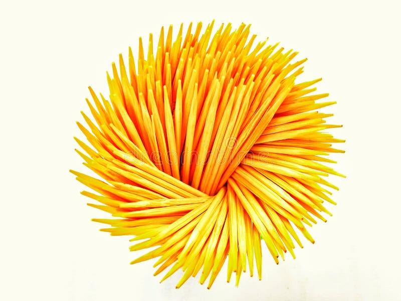 toothpick immagini stock