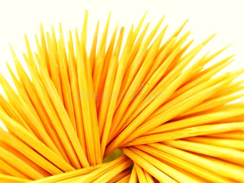 toothpick fotografia stock libera da diritti