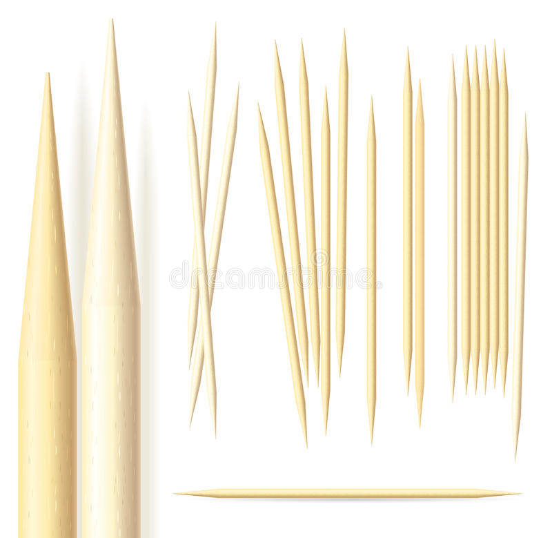 Free Toothpicks Stock Photos - 18495093
