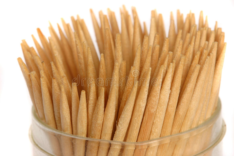 Download Toothpicks imagen de archivo. Imagen de contactos, cavidades - 191021