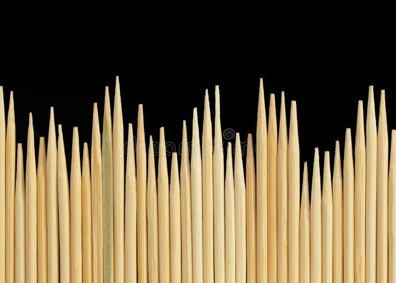 toothpicks стоковое фото rf
