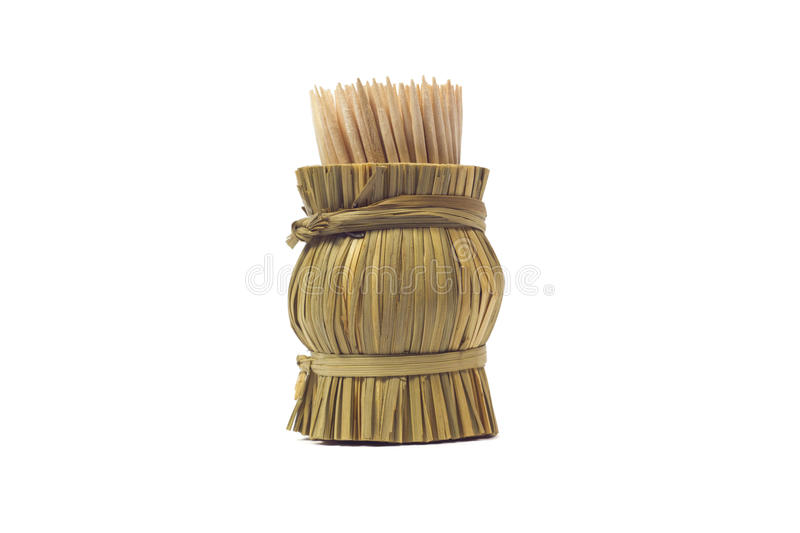 Toothpicks Royalty Free Stock Photo