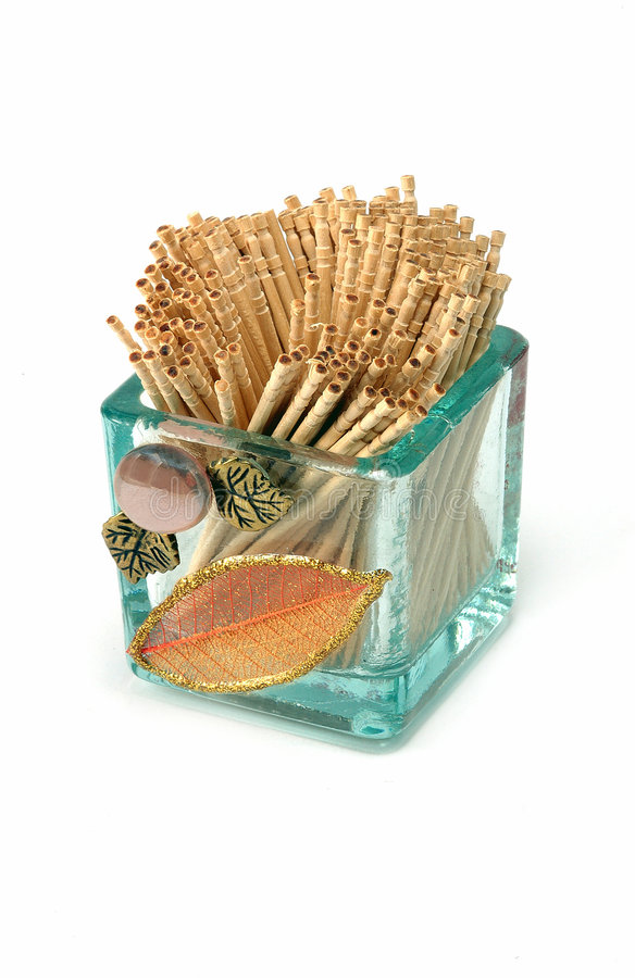 Toothpicks foto de stock