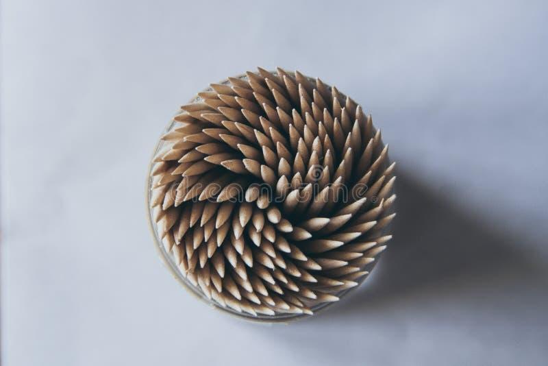 toothpicks photos stock