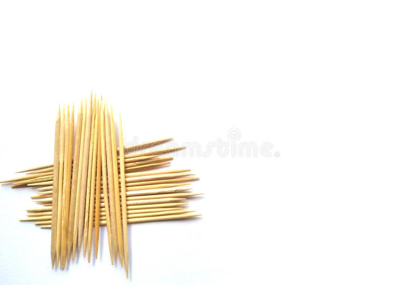 toothpicks стоковая фотография rf