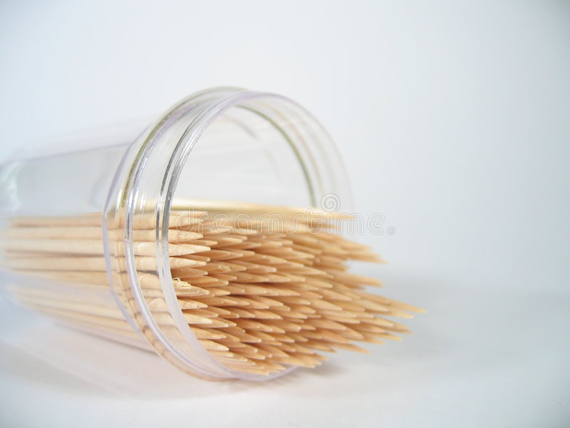 Toothpicks II Image stock