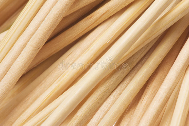 Download Toothpicks Texture Macro Isolated Stock Photo - Image: 10175398
