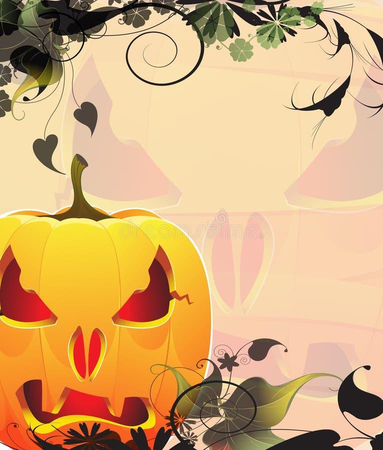 Download Toothy Jack O lantern stock vector. Illustration of celebration - 21745732