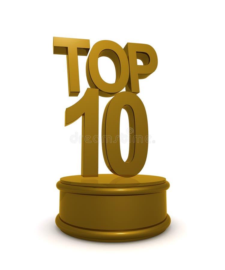 Top 10 Trophy Stock Photo Image Of Symbol Closeup Single 21276118