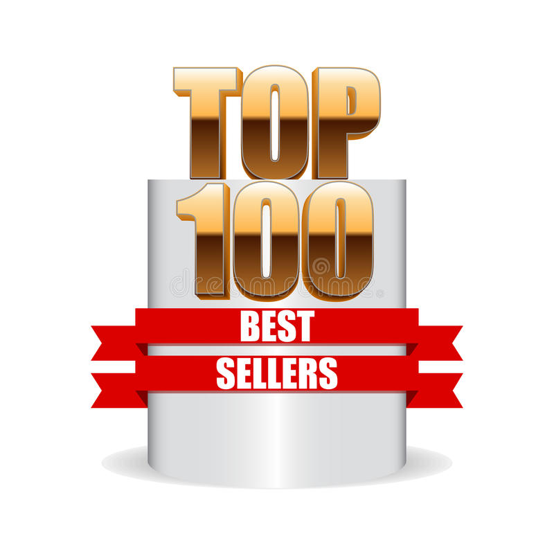 Free Top 100 Best Sellers Royalty Free Stock Photography - 65683767