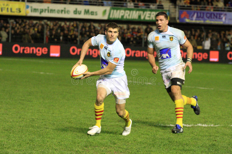 Download Top 14 Rugby Match USAP Vs RC Toulon Editorial Stock Photo - Image: 11723208