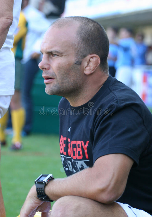 Download Top 14 Rugby Match USAP Vs Stade Toulousain Editorial Photography - Image: 10716097