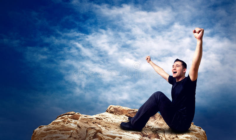 On the top stock photography