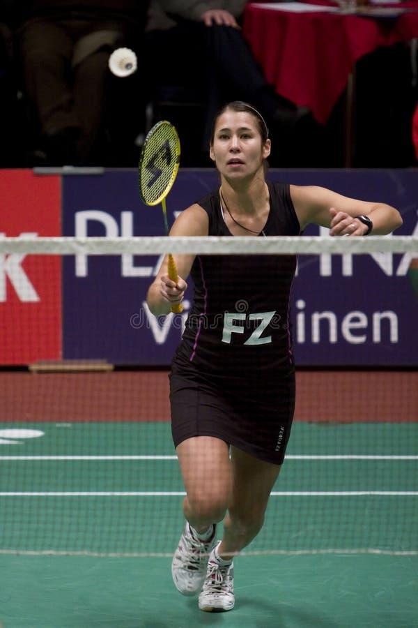 Top Badminton Player Judith Meulendijks