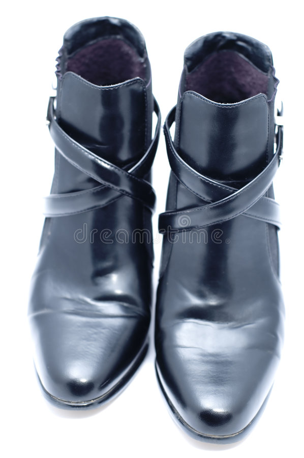 Top-boots royalty free stock photography