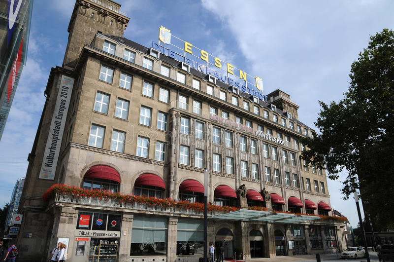 Download TOP CityLine Hotel Essener Hof Editorial Stock Image - Image of essen, europe: 28382374