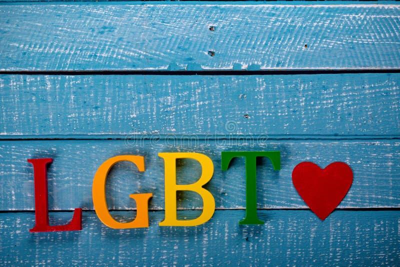 Top down photo of Gay Pride concept stock photos