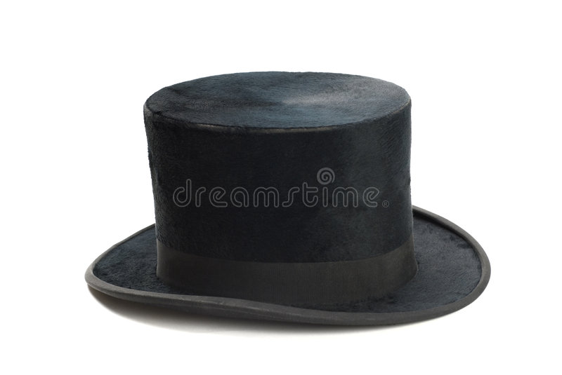 top hat fotografia royalty free