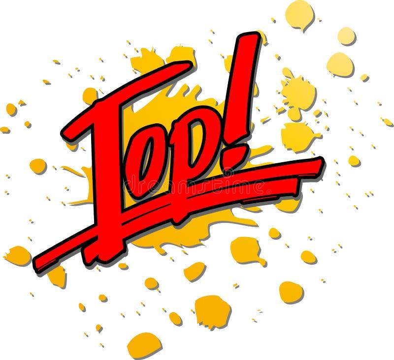 Top_hs illustration stock