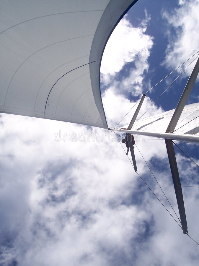Download Top Of The Mast Royalty Free Stock Photo - Image: 382495
