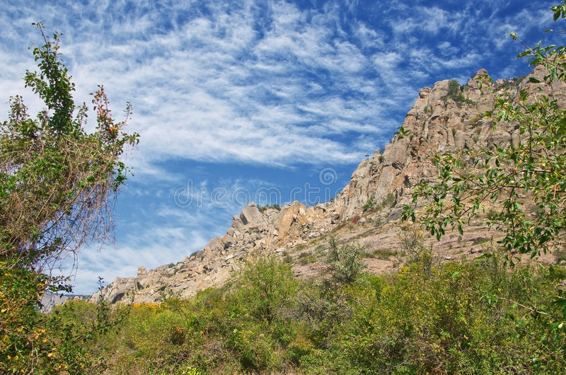 Download Top of mountain stock photo. Image of danger, heaven - 27197944