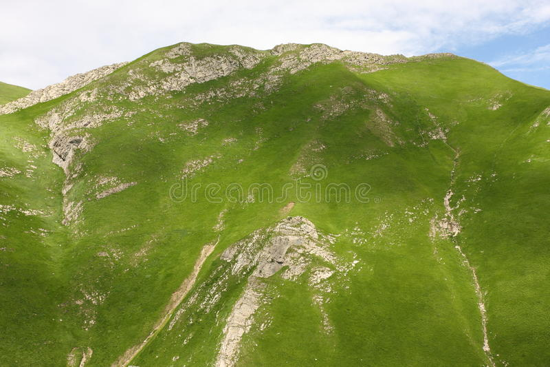 Download Top of mountain stock image. Image of mountain, light - 28207059