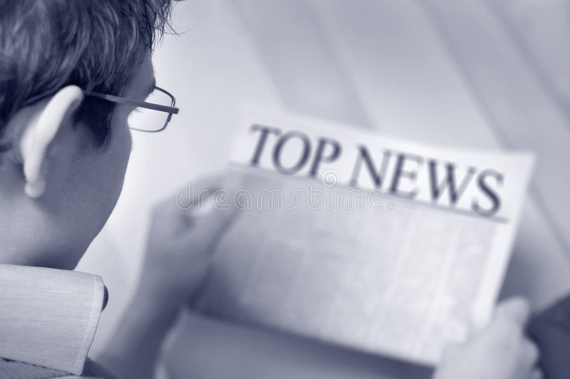 Download Top news stock image. Image of read, actual, learn, newspapers - 7388091