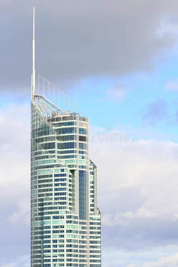 Free Top Of Tower Building Q1 Royalty Free Stock Photos - 25375898