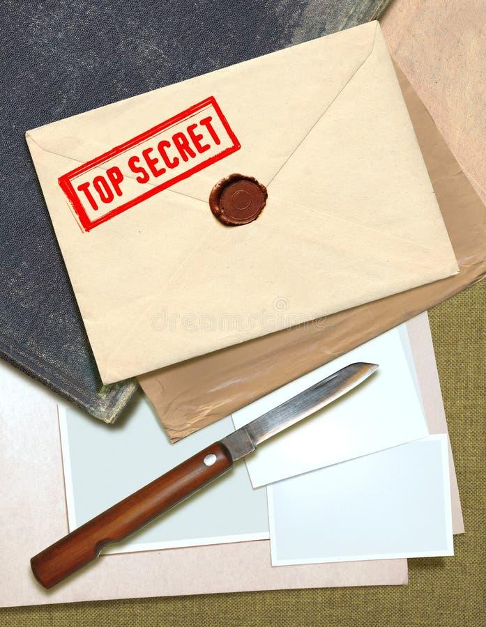 Download Top Secret Information Stock Photos - Image: 13495803