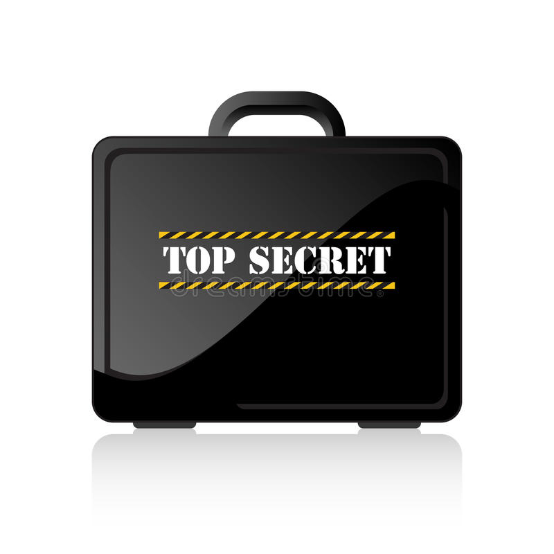 Free Top Secret Suitcase Stock Photography - 18156482