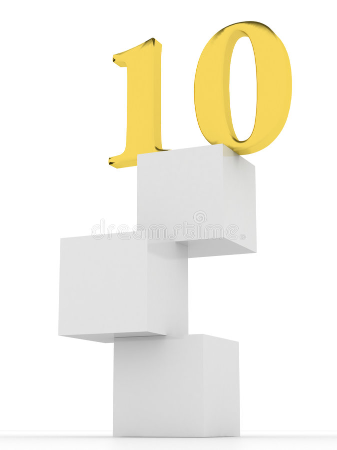 Top Ten 01 stock photos