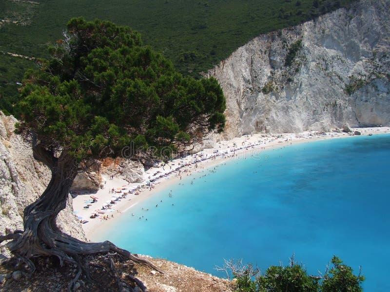 Top Ten-Strand in der Welt lizenzfreie stockbilder