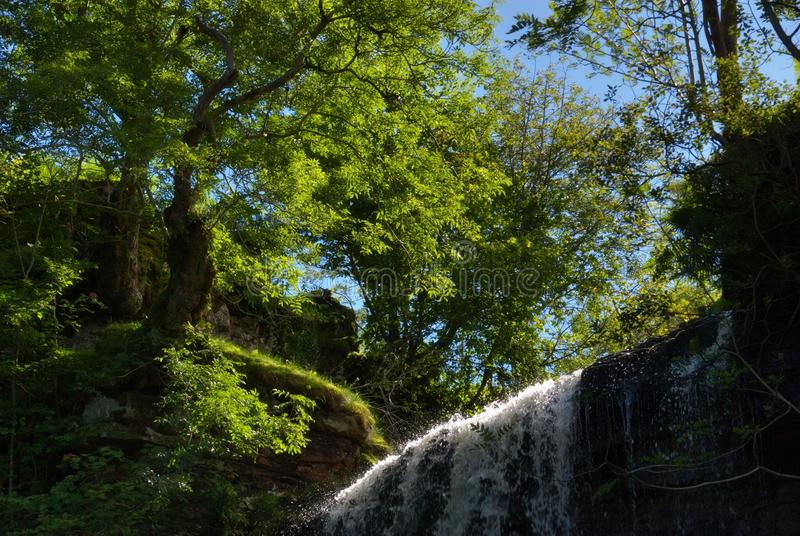 Download The top of Uldale Force stock photo. Image of feature - 17301430