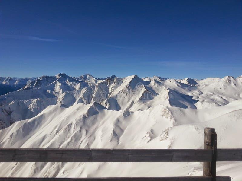 Top Veiw Photo Of A Snowy Mountain Free Public Domain Cc0 Image