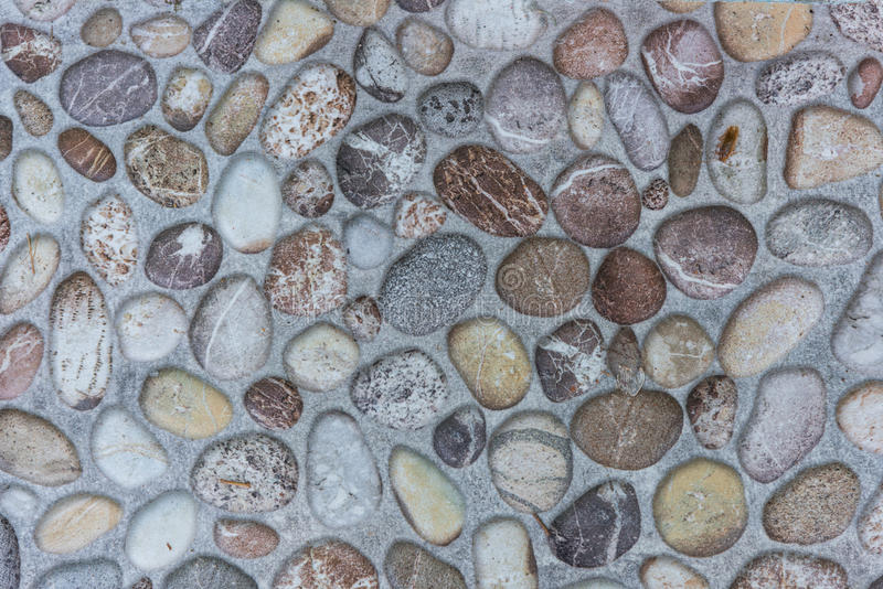 Top view abstract background as Sea rock and Sea stone. stock photo