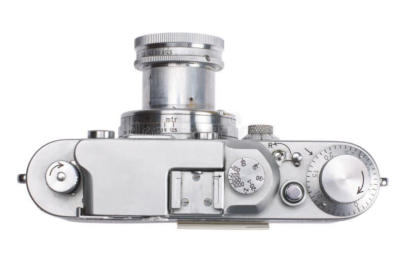 Download Top View Of Antique Rangefinder Camera Stock Images - Image: 12310334