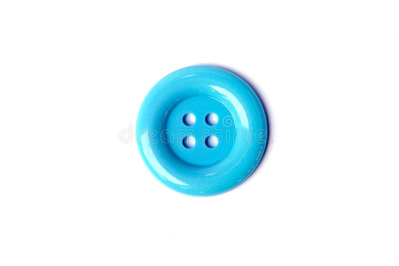 Top view blue sky colors  big buttons. Abstract beautiful top view blue sky colors  big buttons an accessories decorated clothes fashion royalty free stock image