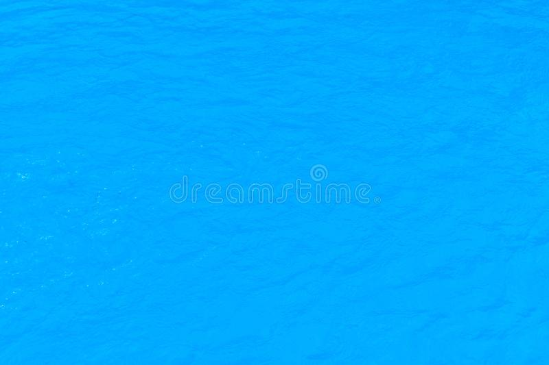 Top view blue water swimming pool background royalty free stock images
