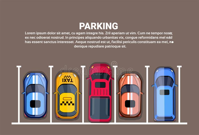 Parking Lots Stock Illustrations – 150 Parking Lots Stock