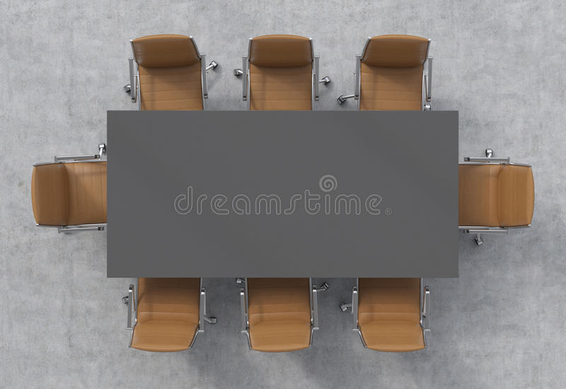 Conference Room Table Seating For