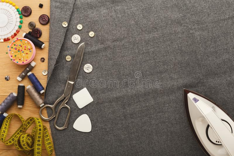 Download Top View On Fashion Designer Working At Messy Table Stock Image - Image of digital & Top View On Fashion Designer Working At Messy Table Stock Image ...