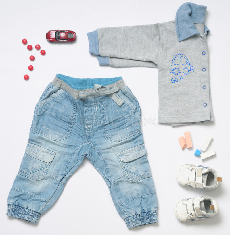 Italian Boy Name: Top View Fashion Trendy Look Of Baby Boy Clothes And Stuff