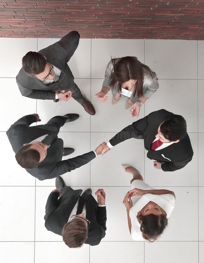 Handshake business people.business background stock photos