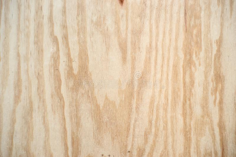 Top view light wood table with old natural pattern on surface, v royalty free stock image