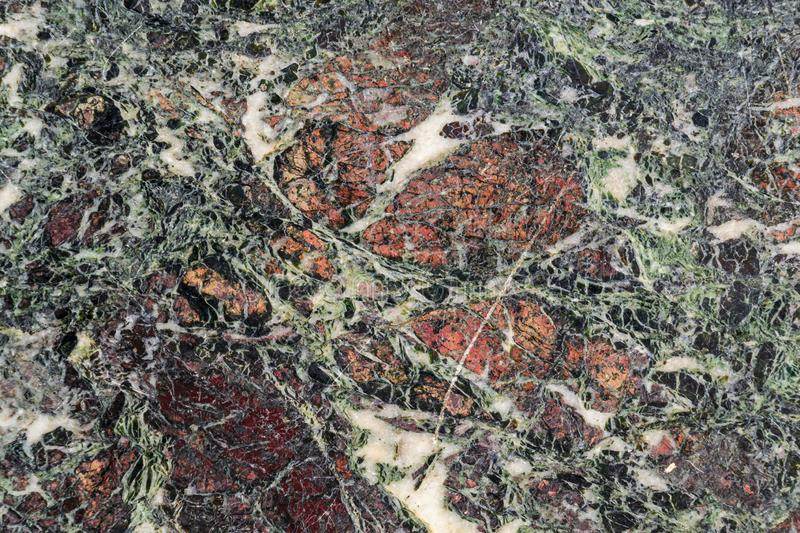 Top view of natural multicolored luxury marble texture background with high resolution royalty free stock photo